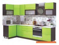 Кухня Лайм глянец 4,2м